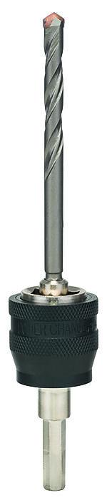 Adapter power change 8mm m/hm bor