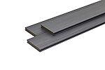 Terrassebord grå WPC 3260X140X23 mm