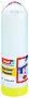 Easycover dekkfolie og maskeringstape 17x2,5 m