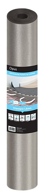 Gulvunderlag standard 20 meter 1,6 mm