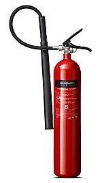 Brannslukningsapparat kullsyre K5TGX CO 5 kg