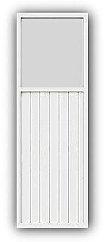 Levegg plus 1-g 60x180 cm hvit mellomstrøk