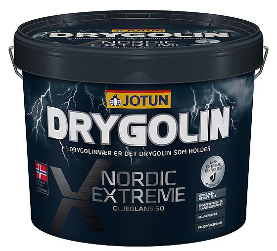 Jotun Nordic Extreme hvit 9 liter