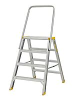 Arbeidsbukk 55ARB 4-trinn Wibe Ladders