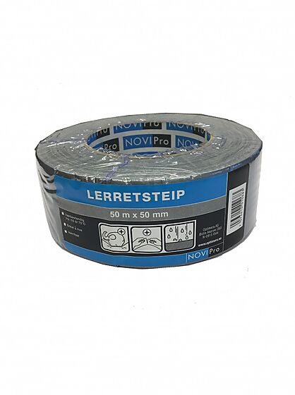 Lerretstape 50 mm x 50 m
