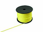 Snor for muring neon gul 1 mm 100 meter