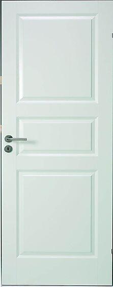 Opus Classic 3 Pluss innerdør 100x200 cm hvit