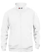 Basic jakke 021038 Hvit XS