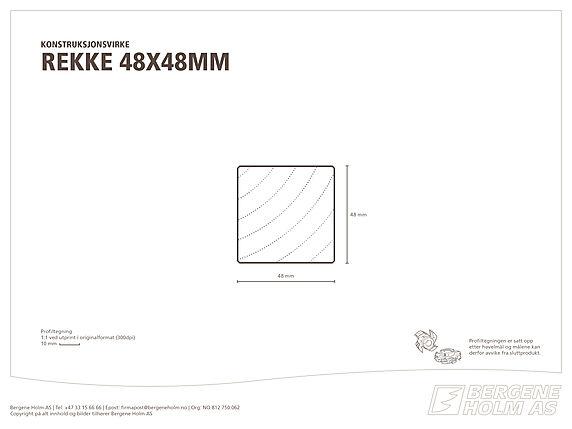 g-f 48x048 lekt/rekke kl1