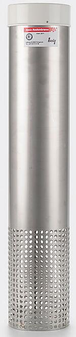 Radonbrønn a200 125x750 mm