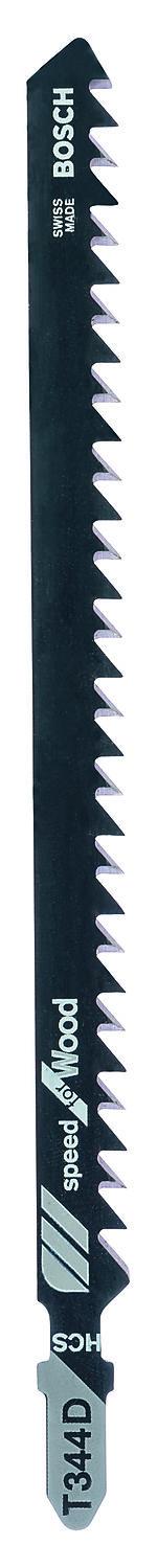 Stikksagblad t344 d120 tre grovt 120 mm pakke a 3 stk