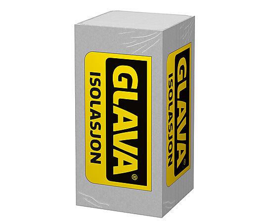 Glava grunnisolasjon EPS S80 100x600x1200 mm 6 stk plater / 4,32 m2