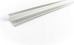 Skjøteprofil aluminium 2400 mm