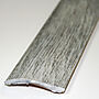 Nivålist nr. 6 aluminium eik lysgrå sk 1 meter