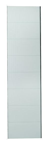 Baderomsplate 3091-M63 denver white høyglans flis 60x30 cm 11x620x2400 mm