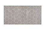 Kjøkkenplate flis skifer natur hexagon 2,2x1200x60 mm