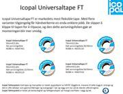 universaltape ft 50mmx22,8m
