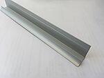 Kombilist aluminium 25x19x2400 mm forboret plastpakket