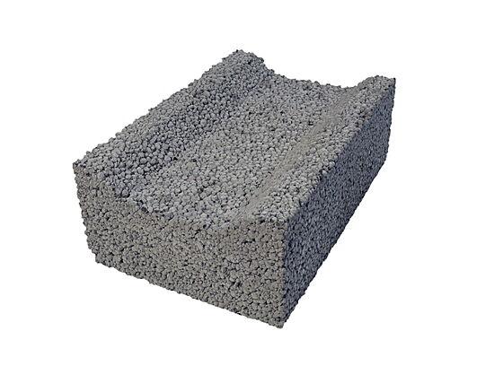 Såleblokk 33x17,5x50 cm