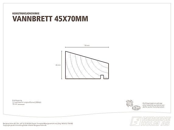 furu 45x070 cuimp vannbrett
