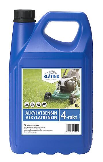 Alkylatbensin 4-takt 5 liter miljøbensin