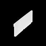 Avdeler til hyllekurv 334 mm transparent pakke à 2 stk