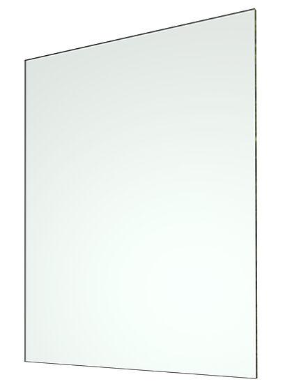Sikkerhetsglass herdet/laminert 620x820 mm