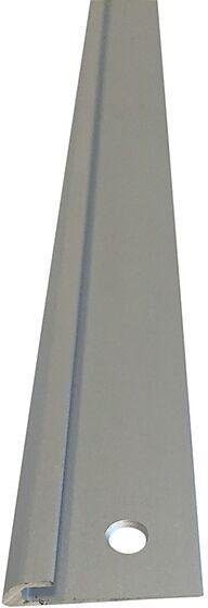 Sokkellist aluminium kjøkkenplater 1200 mm