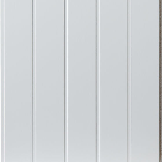 Huntonit trefiberplate m/skygge 2390 11x620x2390 mm