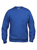 Basic genser rund hals 021030 Kongeblå 2XL