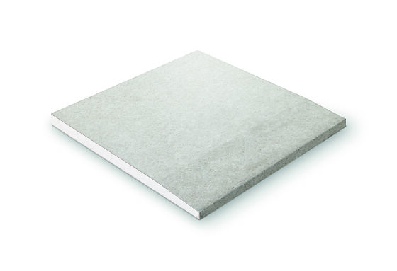 Gipsplate Hard 1200x2700x12,5 mm