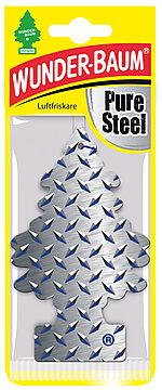 Wunderbaum dufttre pure steel