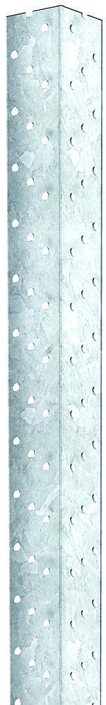 Hjørnebeslag 29x29x2450 mm
