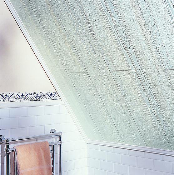 Classique takplate trefiber hvit 11 x 300 x 1820 mm