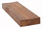 Royalimpregnert brun justert 36x148 mm furu