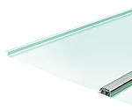Takplate Sunglaze 4200x585x4 mm klar