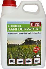 Sanitærveske plumbo 2,5 liter