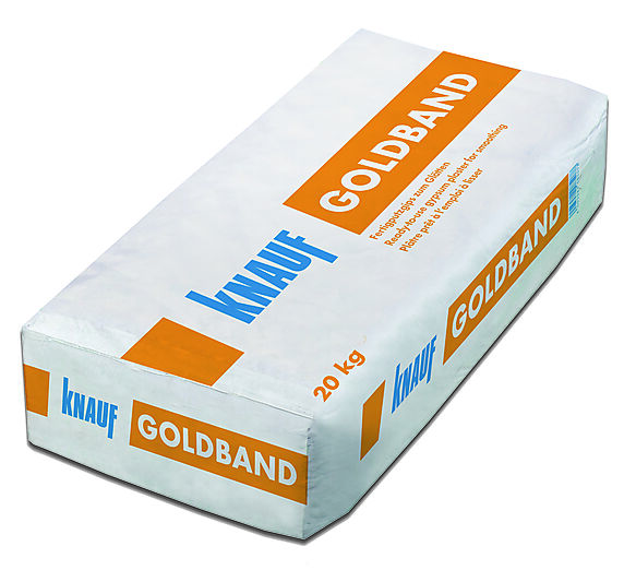 gipspuss knauf goldband 20 kg