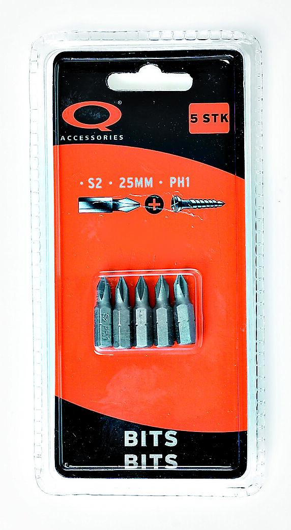 bits torx t25 25mm   a5
