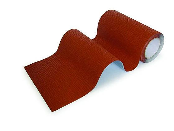 Mønebånd rød 300x5000 mm