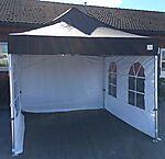 Ramme til pop-up telt 3 x 3 meter