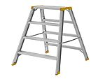 Arbeidsbukk 3500 4-trinn Wibe Ladders