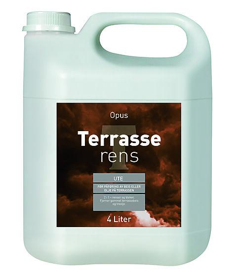Terrasserens 4 liter