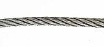 Wire 5mm 10m elforzinket