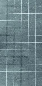 Kjøkkenplate 62000455 skifer natur flis 10x10 cm 3x120x60 mm