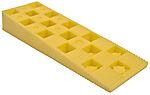 Gul kile henge kort 25x45x150 mm pakke á 6 stk