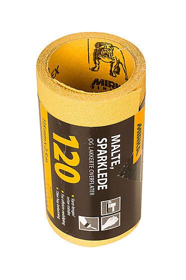 Sandpapir M/S/L K120