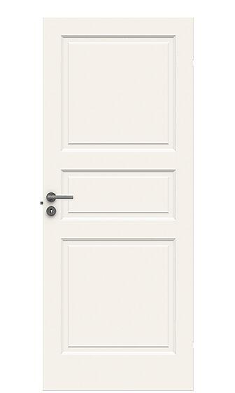 Compact 03 innerdør 90x210 cm hvit
