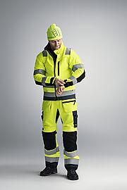 bukse 6230 gul/mgrå 88