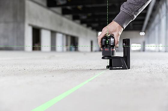 Leica kombilaser Lino L2P5G grønn 35 m